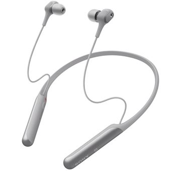 Auriculares Noise Cancelling NFC Sony WI-C600N Gris