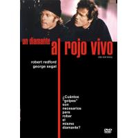 Un diamante al rojo vivo - DVD