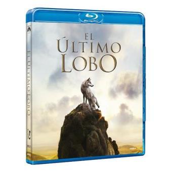 El último lobo - Blu-Ray