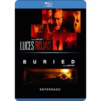 Pack Luces rojas + Buried - Blu-Ray