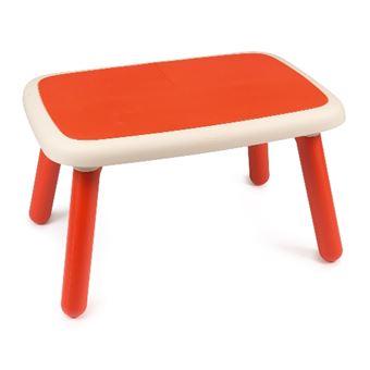 Mesa infantil Smoby Rojo