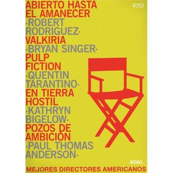 Pack Mejores Directores Americanos - Blu-Ray
