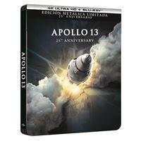 Apolo 13 - Steelbook UHD + Blu-ray
