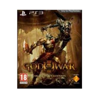 God Of War 3 Edición Especial PS3