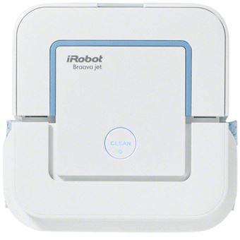 Robot Mopa iRobot Braava Jet 240 Blanco/Azul