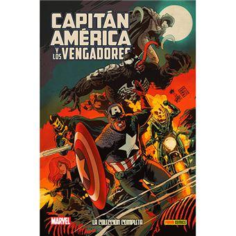 Capitán América y Los Vengadores - La colección completa