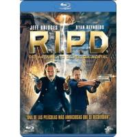 R.I.P.D. Departamento de policía mortal - Blu-Ray
