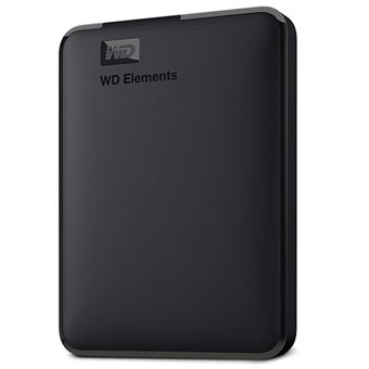 Disco duro portátil WD Elements 2TB Negro