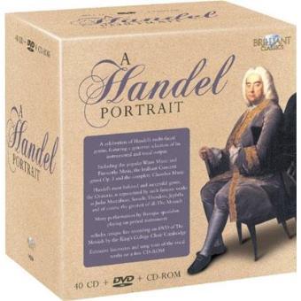 A Handel Portrait + DVD (Box Set)