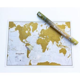 Scratch Mapa Mundi Para Rascar Varios Autores 5 En Libros Fnac
