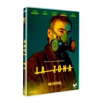 La Zona  Temporada 1 - DVD