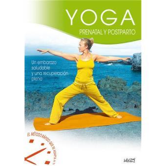 Yoga prenatal y postparto - DVD