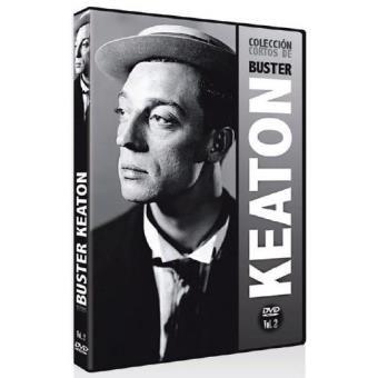 Buster Keaton: Colección cortometrajes (Volumen 2) - DVD