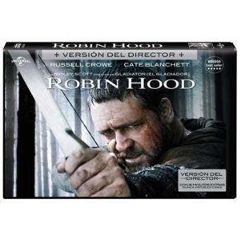 Robin Hood - DVD Ed Horizontal