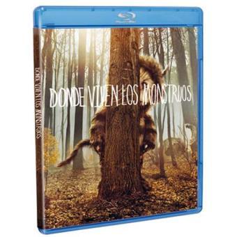 Donde viven los monstruos - Blu-Ray
