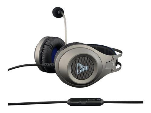 Headset gaming The G-Lab Korp Chromium Negro