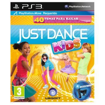 Just Dance Kids Move Ps3 Para Los Mejores Videojuegos Fnac
