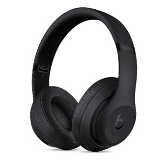 Auriculares Noise Cancelling Beats Studio3 Wireless Negro mate