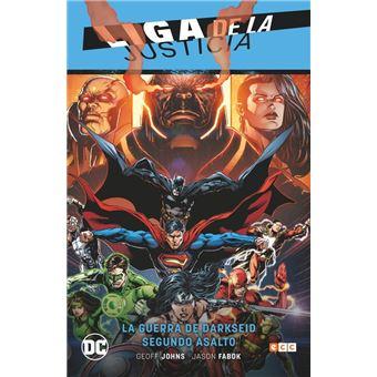 Liga de la Justicia: La guerra de Darkseid  Parte 2 (2a edición)