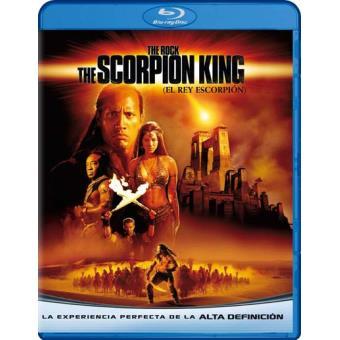 El Rey Escorpión - Blu-Ray