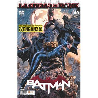 Batman 95/ 40. Ciudad de Bane