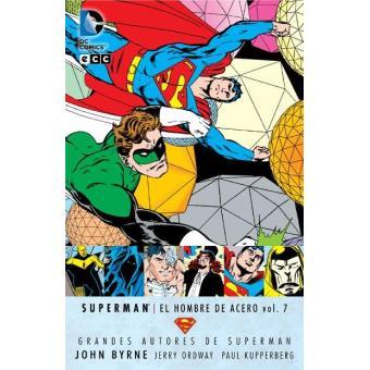Grandes autores de Superman. El hombre de acero de John Byrne 7