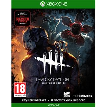 Dead by Daylight nightmare Xbox One