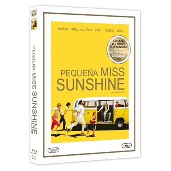 Mi pequeña Miss Sunshine - Colección Oscars - Blu-Ray