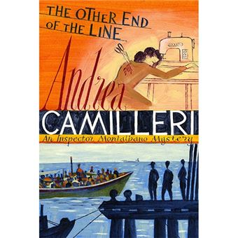 The Other End Of The Line - An Inspector Montalbano Mystery