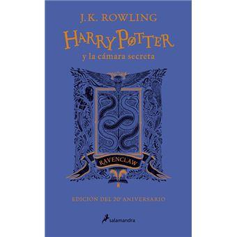 Harry Potter y la cámara secreta - Ed. Ravenclaw