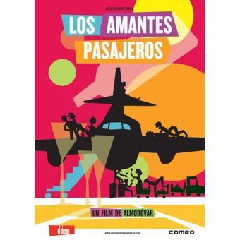 Los amantes pasajeros - DVD