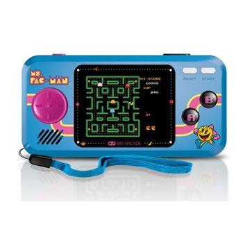 Consola Retro Portátil My Arcade Ms. Pac-Man