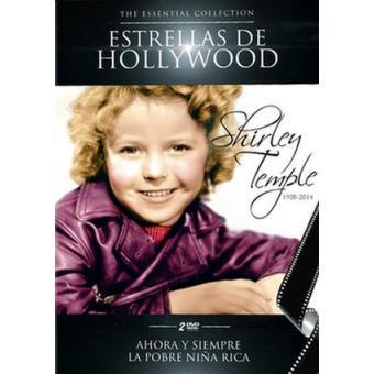 Pack Estrellas de Hollywood: Shirley Temple - DVD