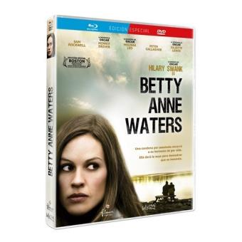 Betty Anne Waters - Conviction - DVD + Blu-Ray