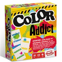 Color addict Shuffle plus
