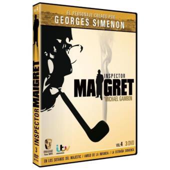 Pack Inspector Maigret 4 - DVD