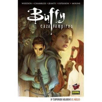 Buffy cazavampiros 9 temporada 5