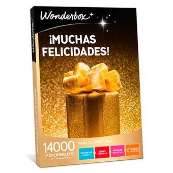 Caja Regalo Wonderbox - ¡Muchas felicidades!