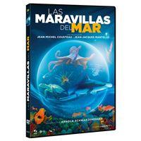 Las maravillas del mar - DVD