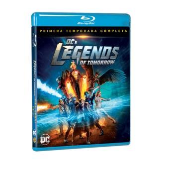 DC Legends of Tomorrow - Temporada 1 - Blu-Ray