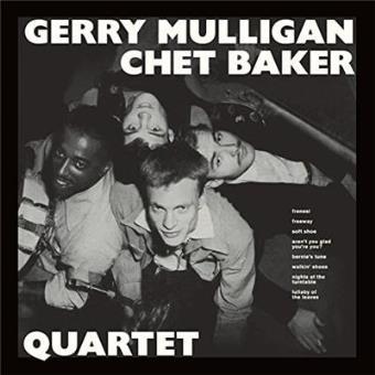 Gerry Mulligan & Chet Baker Quartet (Edición vinilo)