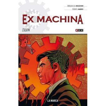 Ex machina 2 La marca