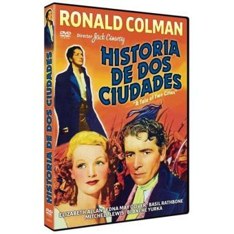 Historia de dos ciudades - DVD