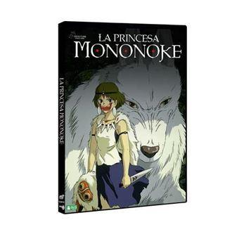 La princesa Mononoke - DVD