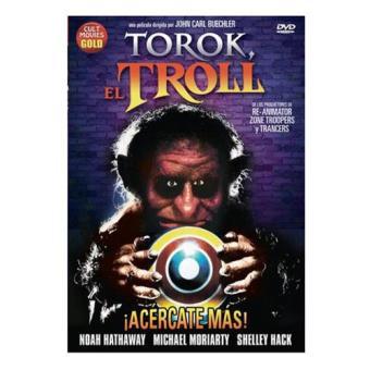 Torok, el troll - DVD