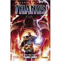 Thanos 3 - Thanos vence