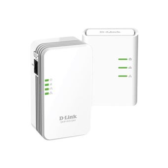 PowerLine D-Link DHP-W311AV AV 500 Wireless N Mini Starter Kit