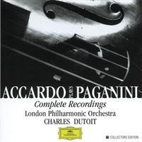 Grabaciones completas. Concierto de violín 1-6