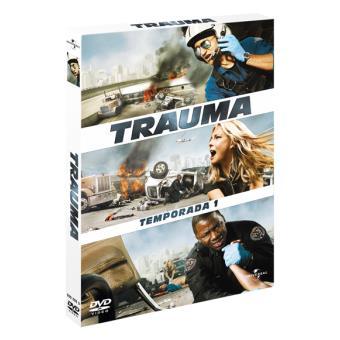Trauma  Temporada 1 - DVD