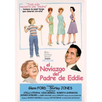 El noviazgo del padre de Eddie - DVD